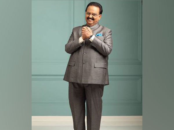 Singer SP Balasubrahmanyam (Photo/File Photo)