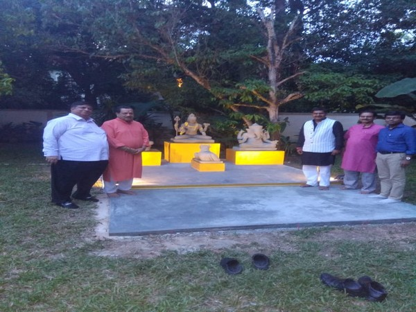 Last year, RSS leader Indresh Kumar laid the foundation stone of the 5th Dham in the presence of Gurujee Kumaran Swamiji and Dr Sailesh Lachu Hiranandani.