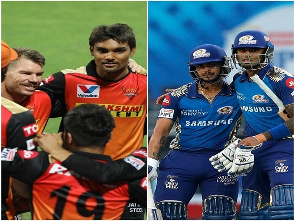 SRH and Mumbai Indians (Image: BCCI/IPL)
