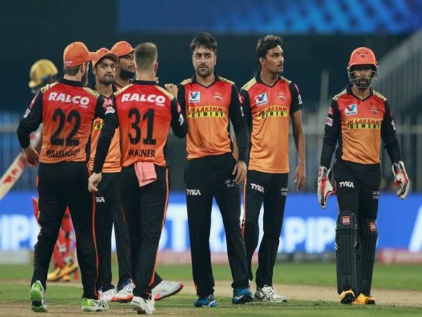 SRH players (Photo: BCCI/ IPL)