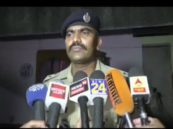Senior Superintendent of Police (SSP), Bareilly Muniraj speaking to media at Bareilly on Thursday.