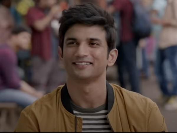 A still from 'Dil Bechara' trailer featuring late Bollywood actor Sushant Singh Rajput (Image Source: YouTube)
