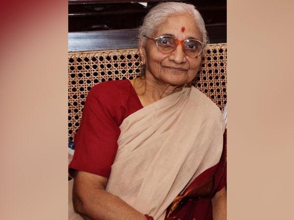 EAM S Jaishankar's mother, Sulochana Subrahmanyam passed away (Photo tweeted by EAM)