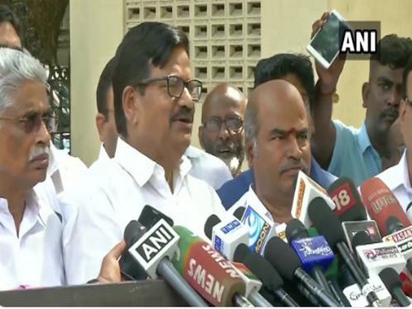 Tamil Nadu Congress president KS Alagiri (File Photo/ANI)