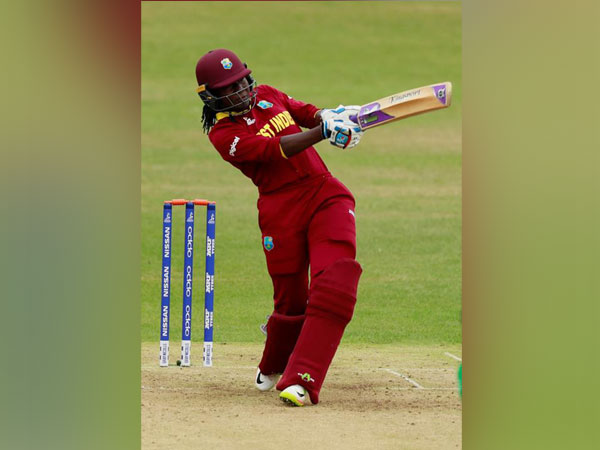 West Indies skipper Stafanie Taylor