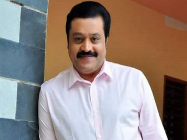 Actor turned politician and BJP candidate for Thrissur Assembly Suresh Gopi. (File Photo/ANI)
