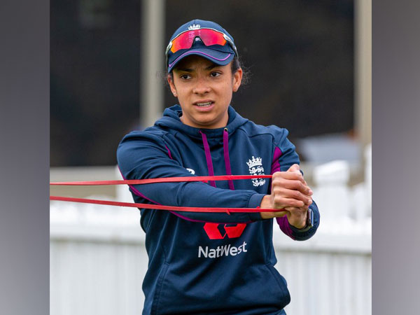 Sophia Dunkley (Photo/ England Cricket Twitter)