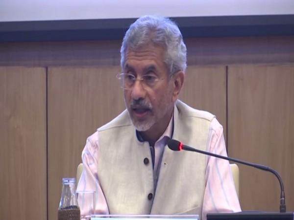 External Affairs Minister S Jaishankar. File photo