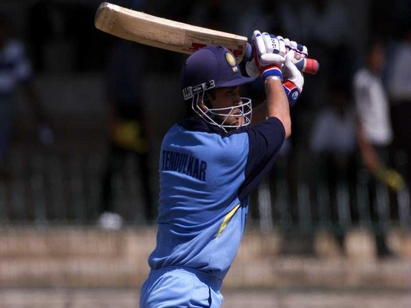 Former India batsman Sachin Tendulkar (Photo/ ICC Twitter)