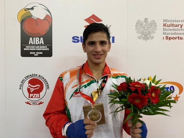 India boxer Sachin