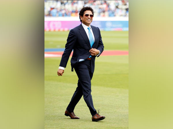 Former Indian batsman Sachin Tendulkar
