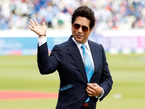 Former India batsman Sachin Tendulkar