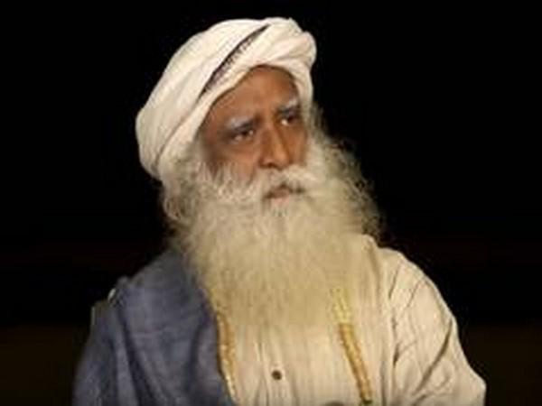Spiritual leader Sadhguru Jaggi Vasudev (Picture Courtesy - Sadhguru/ YouTube)