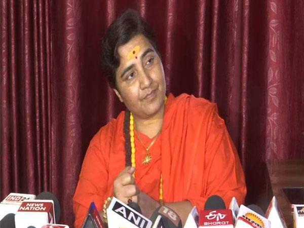 Sadhvi Pragya Singh Thakur (File Photo)