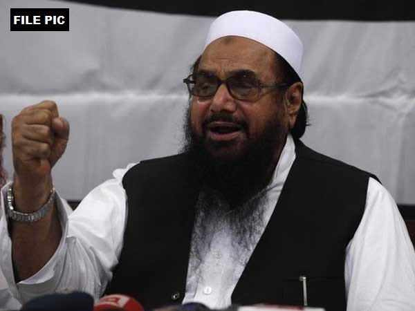 Hafiz Saeed is among three individuals who have been designated as terrorist by the government on Wednesday.