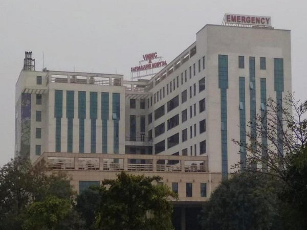 Safdfarjung Hospital (file photo)