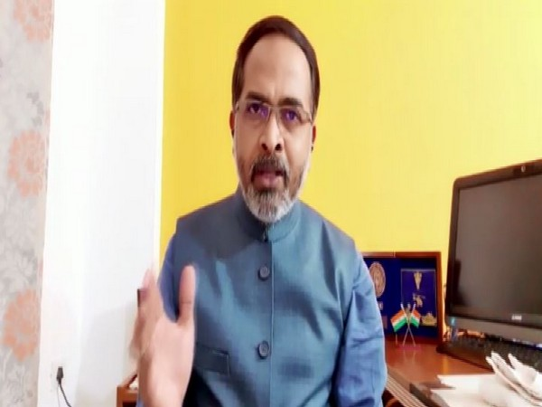Telangana BJP chief Spokesperson K Krishna Saagar Rao