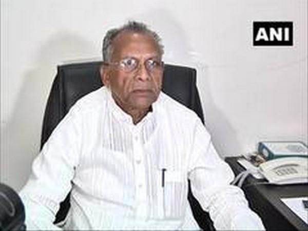 Jharkhand Home Minister Tamradhwaj Sahu (Photo/ANI)