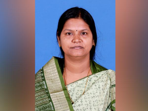 Women and Child Development Minister Tukuni Sahu, Picture courtesy : Government of Odisha