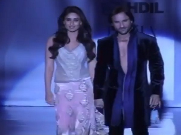 Manish Malhotra Recalls The First Time He Hosted Saif Kareena As Showstoppers