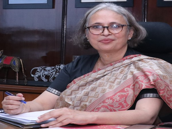 Steel Authority of India Limited (SAIL) Chairperson Soma Mondal
