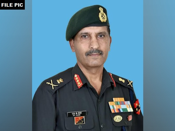 Army Vice Chief Lt General SK Saini (File photo)