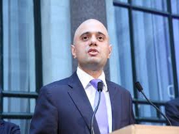 United Kingdom Home Secretary Sajid Javid