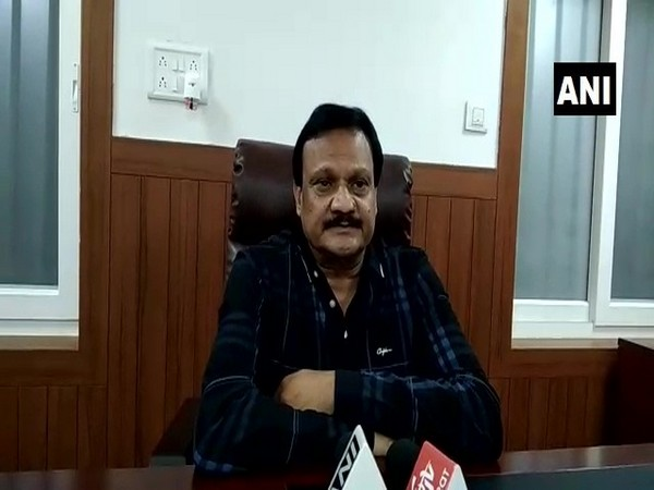 PWD minister in Madhya Pradesh, Sajjan Singh Verma speaking to reporters in Indore on Wednesday. Photo/ANI