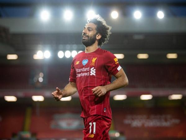 Liverpool striker Mohammed Salah (Photo/Liverpool Twitter)