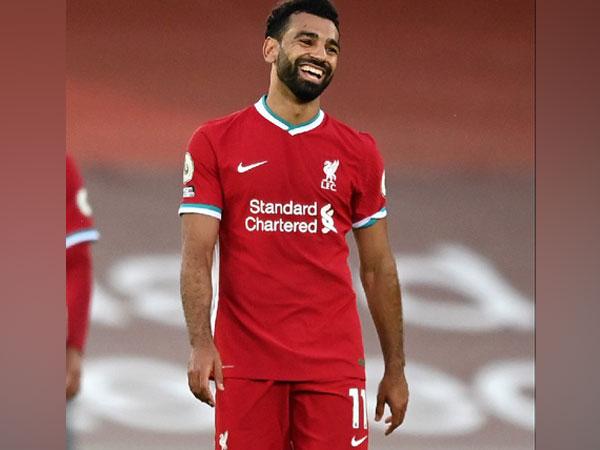 Liverpool striker Mohamed Salah (Photo/ Liverpool Twitter)