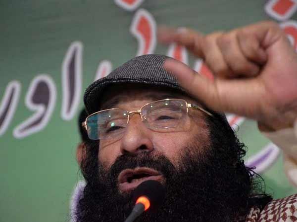 Hizbul Mujahideen chief Syed Salahuddin