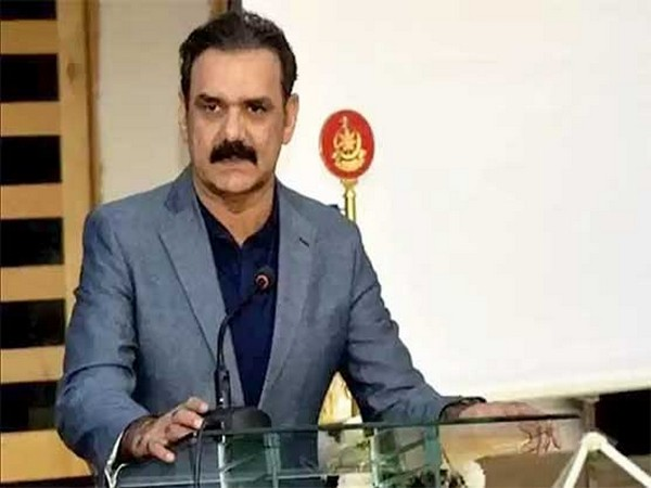 China Pakistan Economic Corridor (CPEC) Chairman Lt Gen (retd) Asim Saleem Bajwa (File photo)