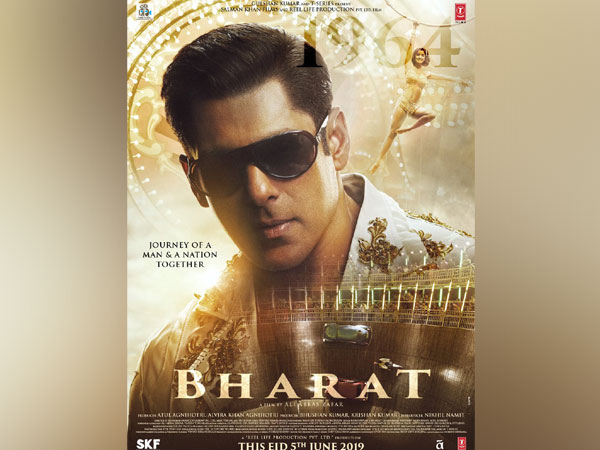 Poster of 'Bharat' (Picture courtesy; Instagram)