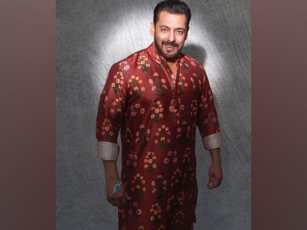 Superstar Salman Khan