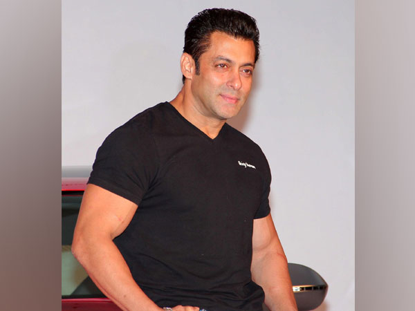 Actor Salman Khan (File photo)