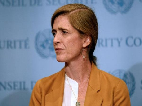 USAID chief Samantha Power (File Photo)