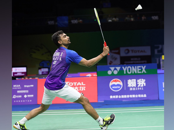 Indian shuttler Sameer Verma