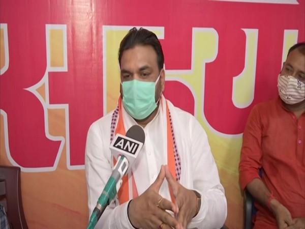 Bihar Minister & BJP leader Samrat Chaudhary (File Photo/ANI)
