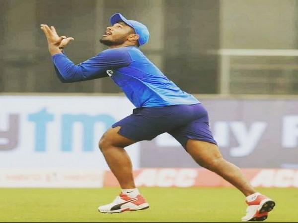 Indian cricketer Sanju Samson (Photo/ Sanju Samson Twitter)