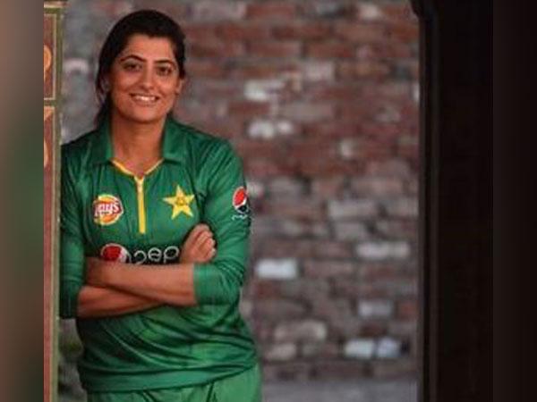 Pakistan spinner Sana Mir (Photo/ Sana Mir Twitter)