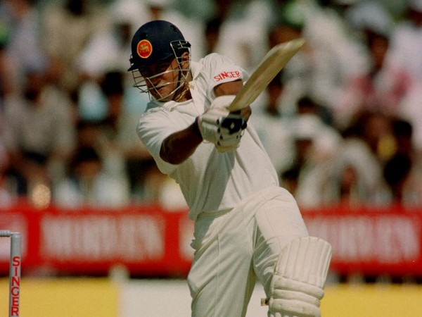 Former Sri Lanka batsman Roshan Mahanama. (Photo/ICC Twitter)