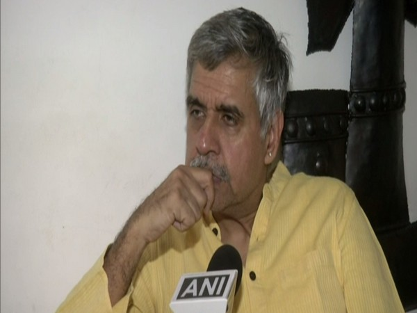Congress leader Sandeep Dixit talking to ANI on Tuesday. Photo/ANI
