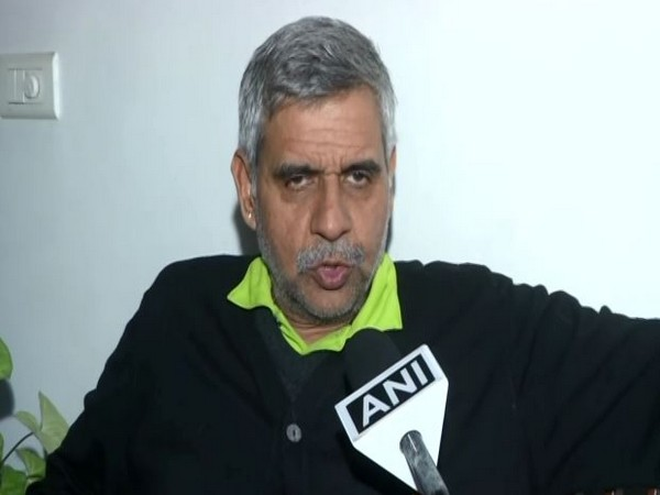 Congress leader Sandeep Dixit speaking to ANI on Monday. Photo/ANI