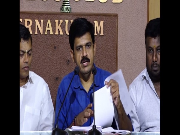 Yuva Morcha state secretary Sandeep Warrier