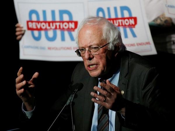 Junior US Senator from Vermont, Bernie Sanders (File Photo)