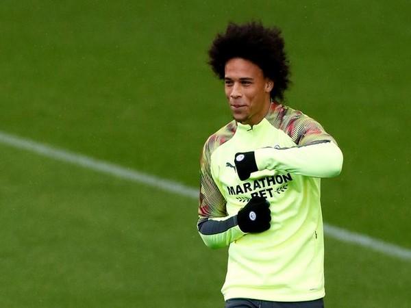 German midfielder Leroy Sane
