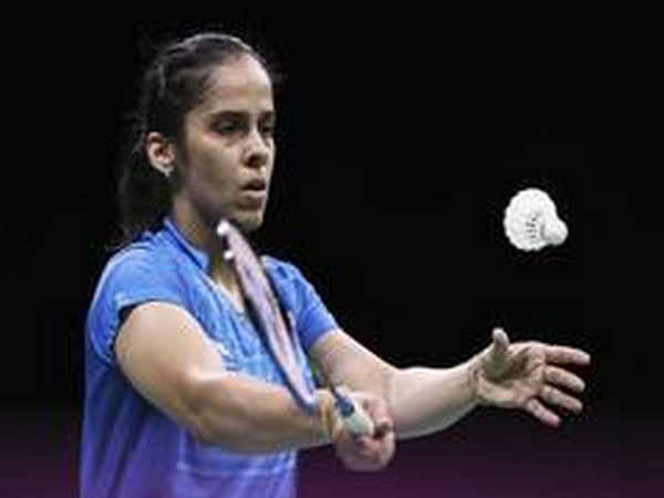 Indian shuttler Saina Nehwal