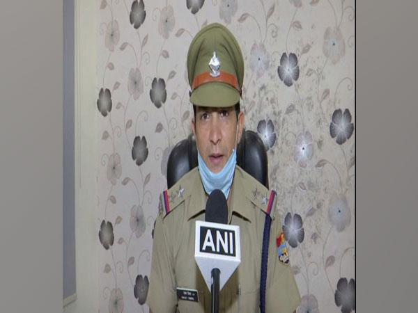Sanjay Mishra, Station House Officer, Dehradun Cantonment. [Photo/ANI]