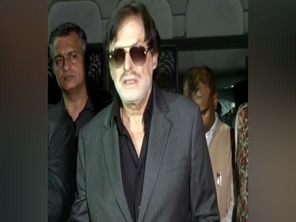 Actor Sanjay Khan