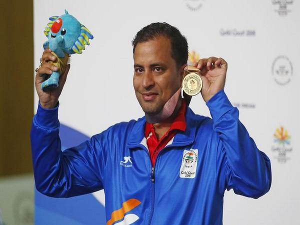 Shooter Sanjeev Rajput.